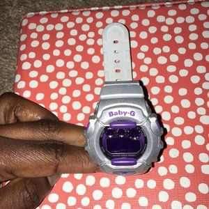 Baby G-Shock Watch